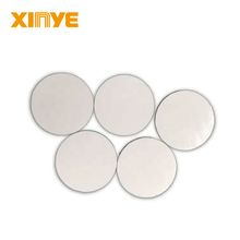 RFID Customized Size White Cards Coin Tags